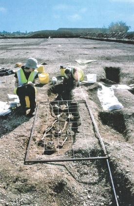 mapping a dig