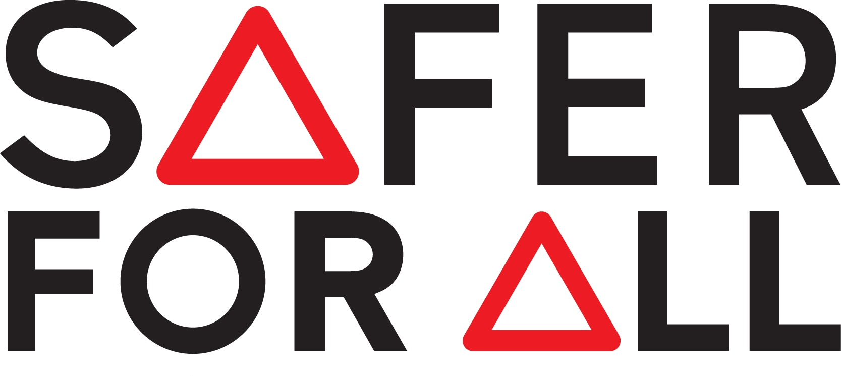 Safer For All logo