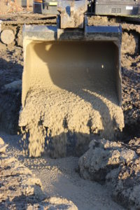 Hills Quarry Products' ready mixed concrete