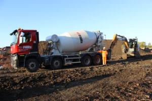 Hills Quarry Products 1.5 million cubic metres concrete